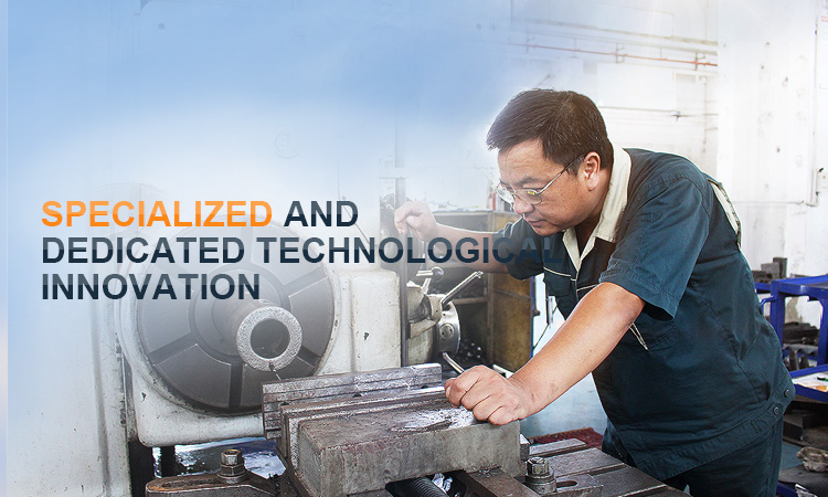 Specialized and Dedicated Technological Innovation
